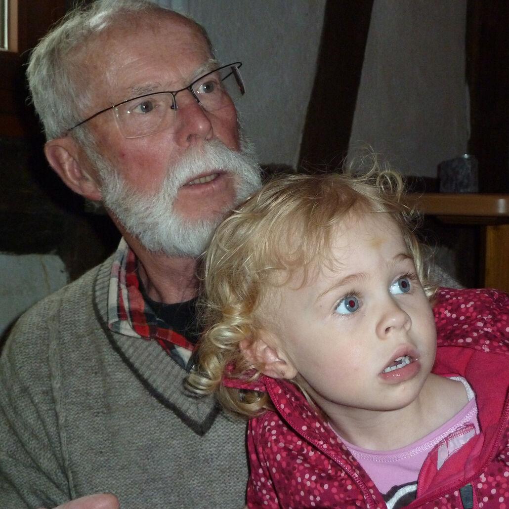 Familienwanderung 2012: Familie Hebeler